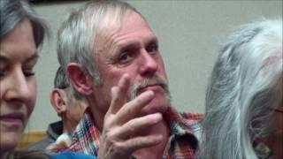 Jeff Kruse / Dallas Heard Town Hall Meeting, Roseburg, OR.