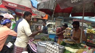 Unbelievable Price (2 Paratha with Curry 10 rs & Veg Noodles 24 rs)   incredible Kolkata Street Food