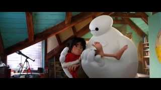 Big Hero 6: prima clip! Il film completo è su CHILI!