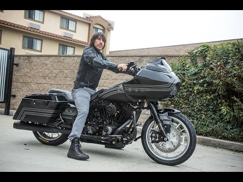 Anthony Kiedis Road Glide by RSD