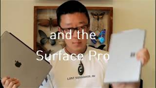 IPad Pro and the Surface Pro experience with Peter Han