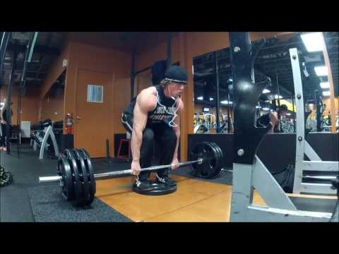 First Deadlift Training Session after my Recent Powerlifting Meet! Image 1