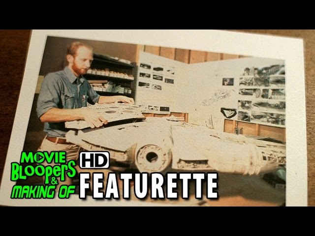 Star Wars: The Digital Collection (2015) Blu-ray & DVD Featurette - Making the Millennium Falcon