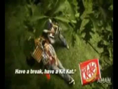 Garg Is King ( Kit Kat Squirrel Ad 2010 (india) Hd).3gp.mp4 video