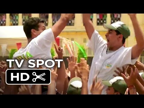 Million Dollar Arm Extended TV SPOT - Journey (2014) - Jon Hamm, Suraj Sharma Baseball Movie HD