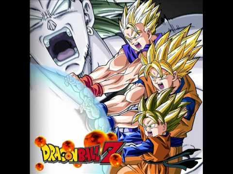 DBZ Movie 10 BGM Part 2