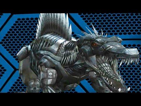 Transformers: Age of Extinction - Unlocked Scorn // Spinosaurus Dinobot