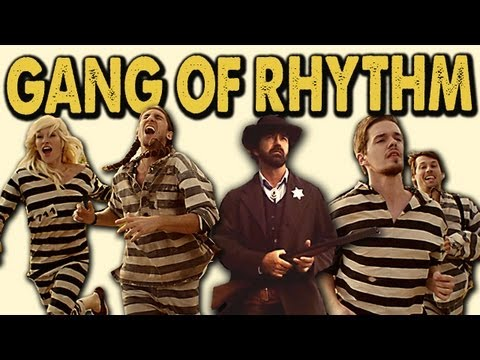 Gang of Rhythm Walk off the Earth (Official Video)