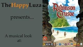 TheHappyLuza Robinson Crusoe