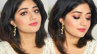Indian Makeup Tutorial - Lakme | corallista