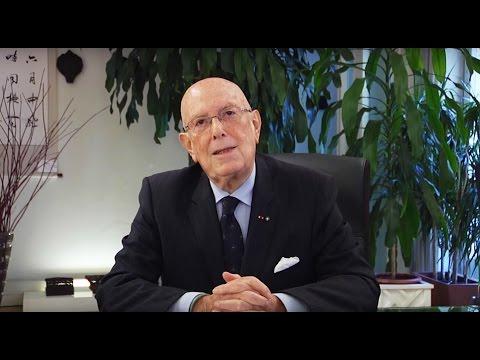 Mario Boselli, Honorary President of the Arab Fashion Council