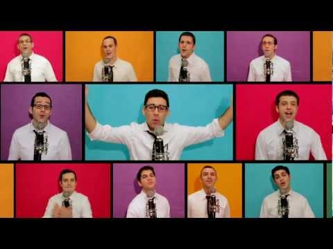The Maccabeats - Miracle - Matisyahu - Hanukkah video