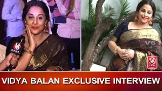 Bollywood Actress Vidya Balan Exclusive Face To Face Interview