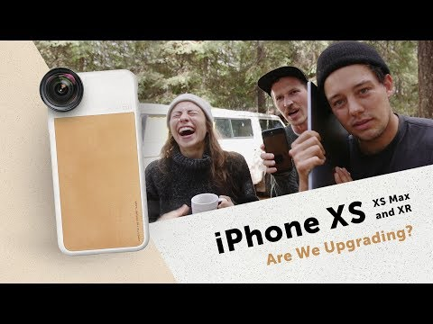 iPhone XS, XS Max, XR | Are We Upgrading?
