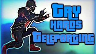 GTA 5 online - Teleporting Tryhards Get Handled || Rockstar Must Patch This Game breaking Glitch.