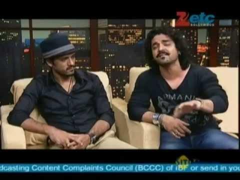 Sharib & Toshi With Komal Nahta