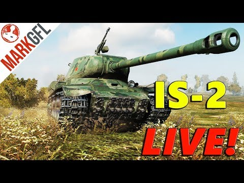 Playing Live - Chinese IS-2 - World of Tanks