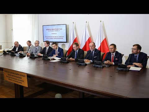 Komisja Weryfikacyjna: Poruszona Sprawa Ul. Mokotowskiej 40