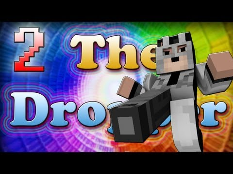 Minecraft Minigame - The Dropper! Ft. Remix10tails, and Burnalex - FaceCam! Part 2