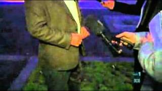 Crime family patriarch shot at home