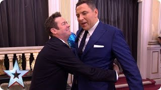 Quickfire Questions with David Walliams    BGMT 2018