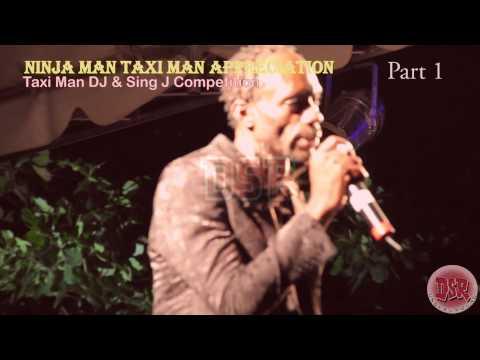 Ninja Man Taxi Operaters Appreciation Funday,, Taxi Man Contest!!! [pt 1] Dsr Underground 2014 video