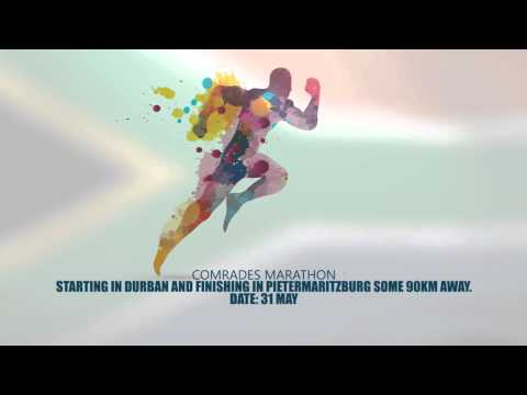 South Africa Sport Events 2015