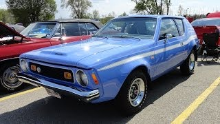 1973 American Motors AMC Gremlin X Levi's Edition - My Car Story with Lou Costabile