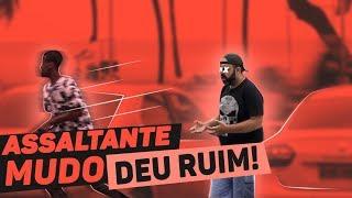 PEGADINHA - ASSALTANTE MUDO E SURDO #DESAFIO 42