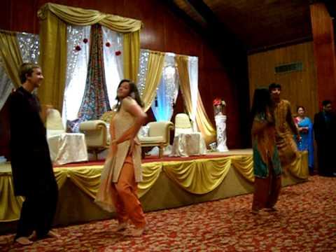 o re kanchi dance- Shaheen Krista Sunny Trey