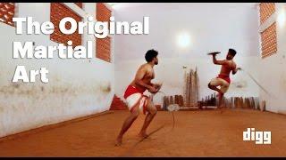 Kalaripayattu: The First Martial Art