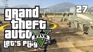 GTA V - Let's Play/Walkthrough - Mission 29: Mr. Richards - #27 (GTA 5 Gameplay)