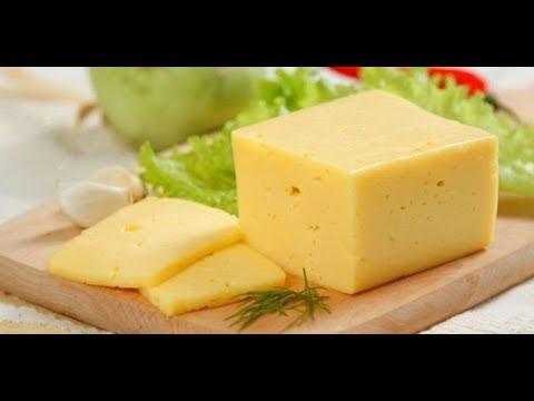 Как сделать домашний плавленый сыр