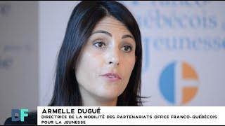 Destination Francophonie #127 - LIÈGE bonus 3 Armelle Dugué