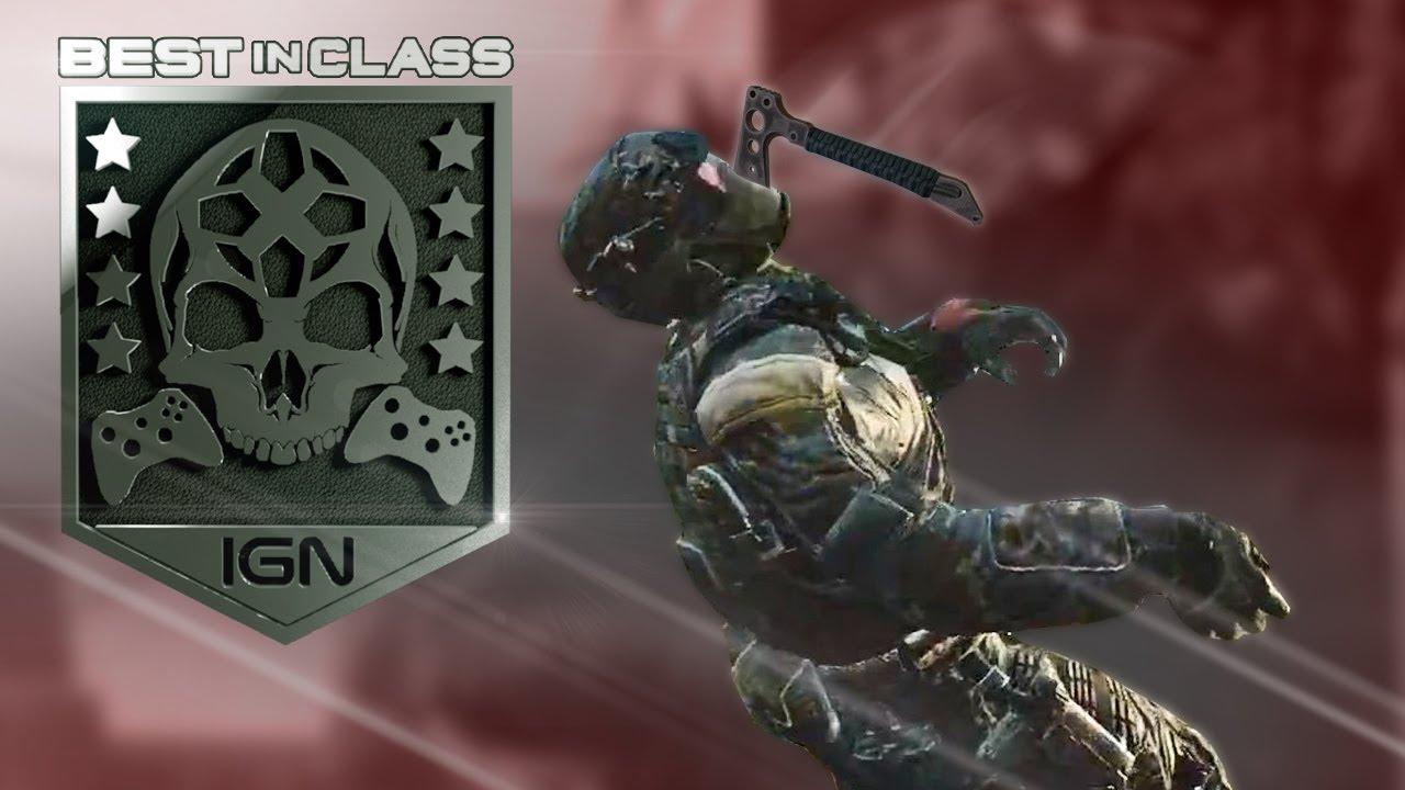 Loadout Black Ops 2 Black Ops 2 Best in Class