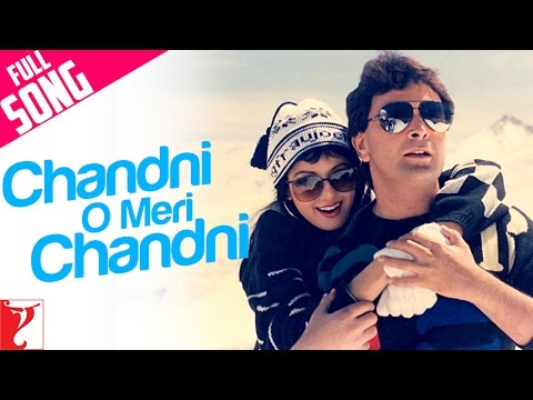 Chandni O Meri Chandni - Song - Chandni video