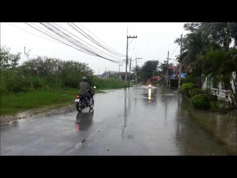 Тайланд, сезон дождей