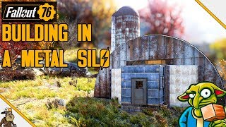 Fallout 76 Building - Overpowered Silo Base (Fallout 76 Base Building Guide)