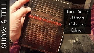 ASMR Soft Spoken - Blade Runner Show and Tell