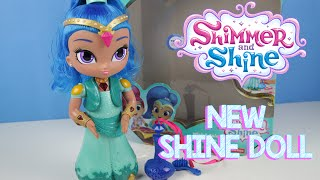 SHIMMER AND SHINE TOY Shine Doll Unboxing Toy Review NEW!!!