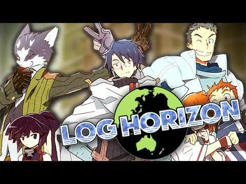 Log Horizon on Anime Club!