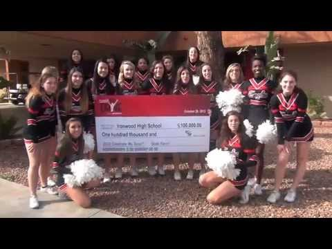 IRONWOOD HIGH SCHOOL CELEBRATE MY DRIVE 2012
