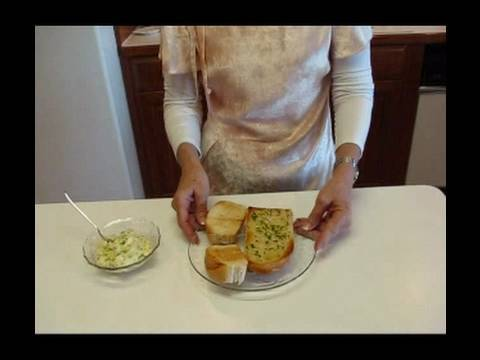 Betty's Herb Butter 1 (Parsley, Chives, and Rosemary)