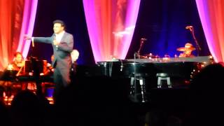 Johnny Mathis Live At The O2 Arena