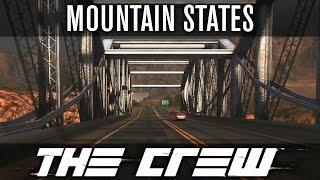 The Crew Beta | Mountain States - Grand Canyon (Free Roam)