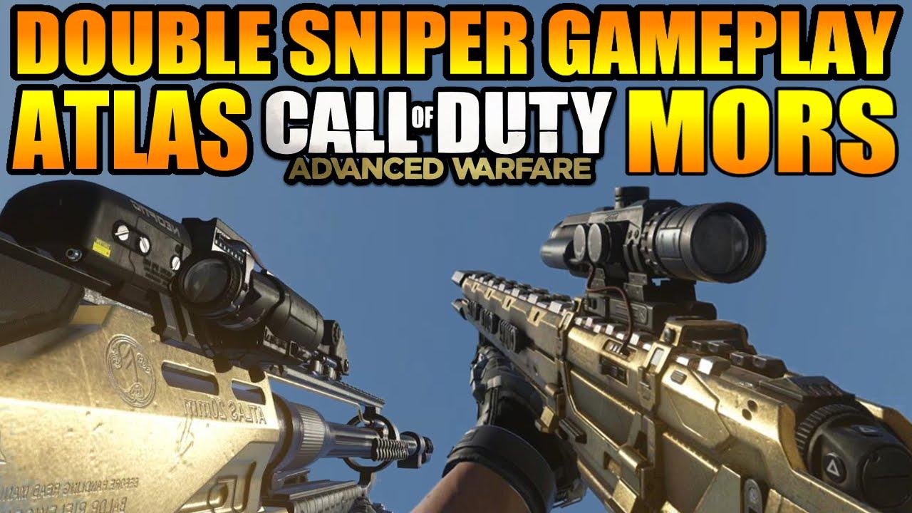 Advanced Warfare Mors Sniper Advanced Warfare Mors