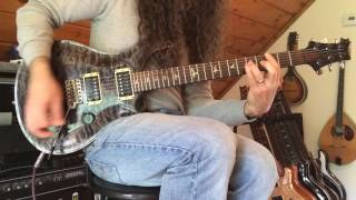FATES WARNING – White Flag (Guitar Play-Through)