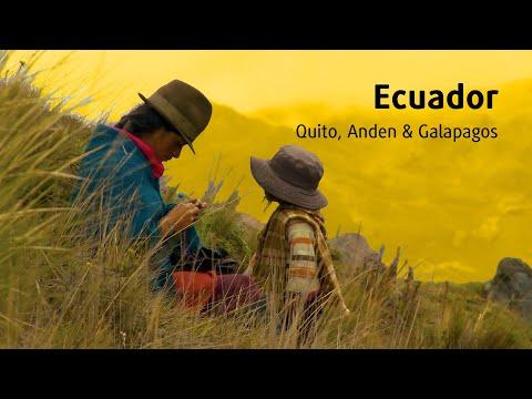 Ecuador »Quito, Anden & Galápagos« (Trailer)