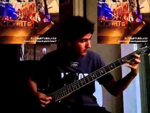 larc en ciel (sell my soul ) bass cover