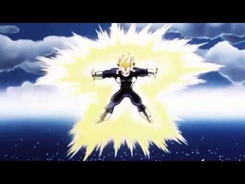 DBZ - Vegeta Final Flash [HD Remastered]